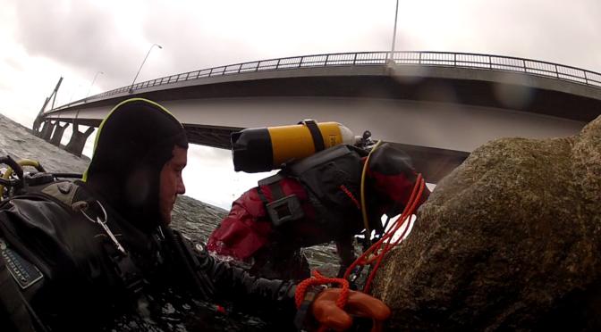 Sukellus 463, Raippaluodon silta